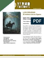 Yermo Ediciones - Novedades octubre 2015