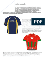 INVERSE Ropa Deportiva Adaptada