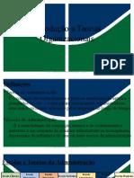 Introdução a Teorias Organizacionais - Revisão Aula