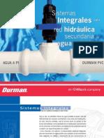 Catalogo DURMAN Red Hidraulica