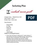 324marketingplan Group 3