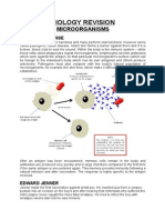 WJEC GCSE Biology Revision - Microorganisms