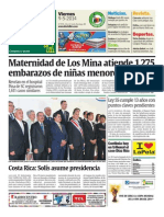 Diario Libre 09-05-2014