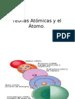 Teorías Atómicas y El Átomo.