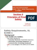 UL62368 1 Principles Sec 0