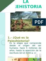 130392642 La Prehistoria Ppt