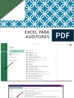 Excel Para Auditores