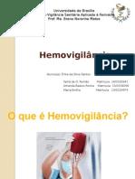 Hemovigilância