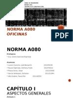 Presentación A080 Parte I