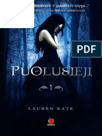Lauren Kate - Puolusieji