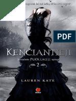 Lauren Kate - Kenciantieji