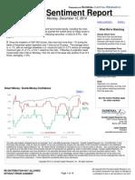 Stock Sentiment Indicator