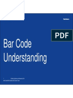 Bar Code Understanding
