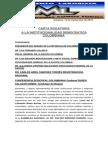 Pablo Medina Carta Rogatoria