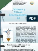 Ciclones y Filtros Electroestaticos