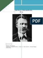 Friedrich Nietzsche 29 de Agosto
