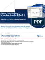 Introduction to PSoC 4 With -044 Kit