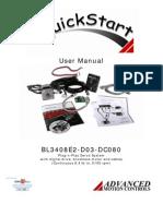 Advanced Motion Controls BL3408E2-D03-DC080