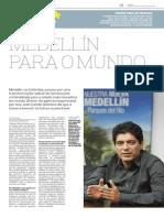 Medellin para o mundo
