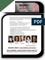 Women in Business-BizTech Event