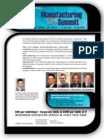 Manufacturing Summit-BizTech Event