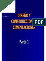 Diseño de Ciementaciones