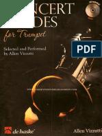 Concert Etudes a.vizzutti