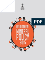 Mineral Policy 2015