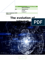 The Evolution of Internet Sam