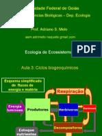 aula3 - Ciclos biogeoquímicos