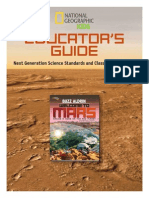 Welcome to Mars - Educator Guide