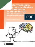 Psicofarmacologia Terapias Psicologicas y Tratamiento Combinado 2
