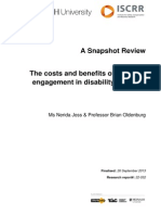 022 The Cost and Benefits of End User Engagement-2013