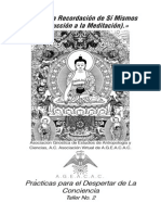 «La Íntima Recordación de Sí Mismos (Introducción a la Meditación).»