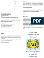 Folder Liturgia10anosRHB