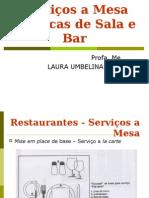 serviços a mesa de restaurantes.ppt