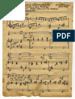 Melodia Sentimental [Canto e Pf] MVL 1992-21-0122