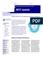 ibtc update fall 2015
