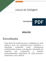 Processos de Soldagem - Aula 04