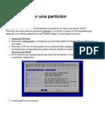 Redimensionar una partición.pdf