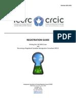 Registration Guide FINAL 01July 2013