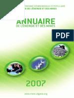Annuaire Energie Mines Francais