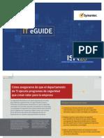 Guía de Seguridad Para El Departamento It