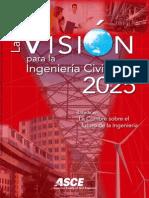 La Vision Para La Ingenieria Civil en 2025