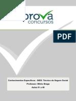 Sgc Inss 2014 Tecnico Conh Especificos 01 a 40