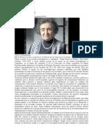 Claudia Rosas - Sobre Coyas y Franciscas