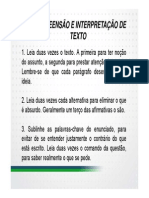 Sgc Inss 2014 Tecnico Lingua Portuguesa 01 a 24 Exercicios
