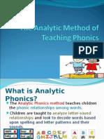 The Analytic Method of Teaching - Ryan.ppt