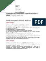 Consideraciones Para La Elaboración de Informes (2)