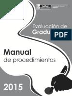 Manual GRAD2015